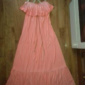 γυναικείο φόρεμα s/m, Σε Α Γραμμή