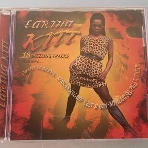 Eartha Kitt - 18 sizzling tracks αυθεντικό cd album