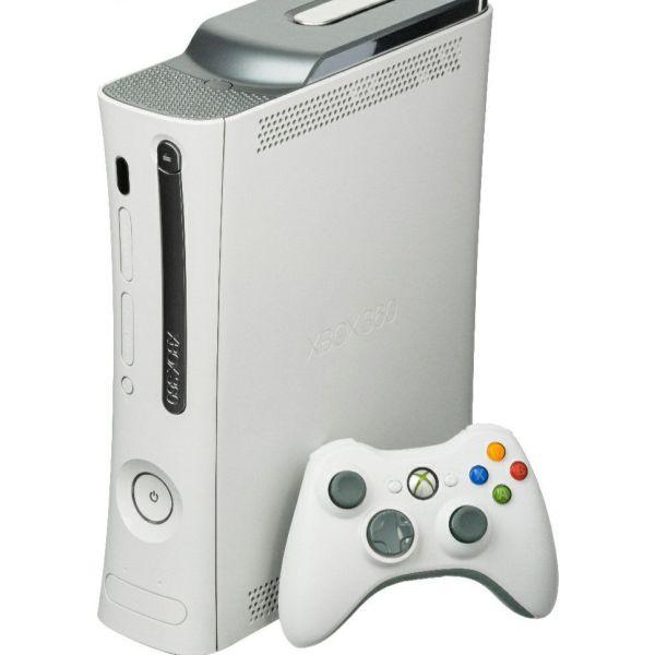 Xbox 360 White