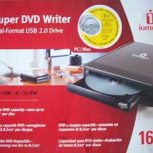 DVD/CD WRITER