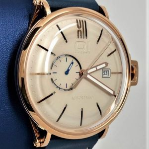 01 The One White Rose Gold Automatic