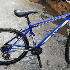 Ποδήλατο για βουνό Matrix Zenith