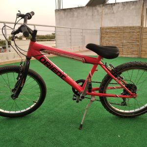 Ποδήλατο ORIENT comfort 20' με 6 ταχυτητες λειτουργικό με καινουριο τρακτεροτο πισω λάστιχο