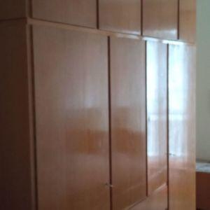 Ντουλάπα τετράφυλλη από ξύλο δρυός
