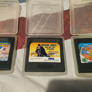 Game Gear Games