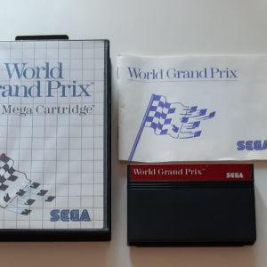 World Grand Prix Sega Master System