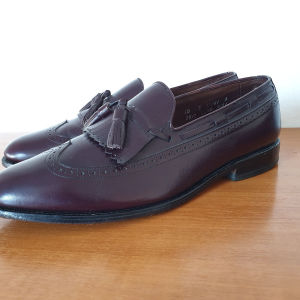 Allen Edmonds Made in USA Size 10 E Ανδρικα Δερματικα Παπουτσια