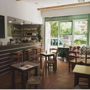 Καφέ σνακ μπαρ