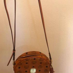 MCM tambourine bag