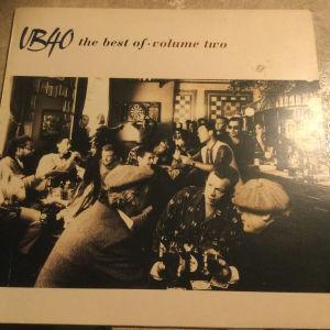 UB 40 - The best of volume two (LP) (Βινύλιο)