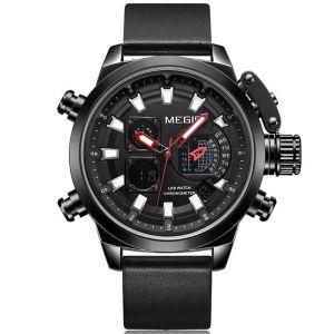 MEGIR Men Chronograph Watch