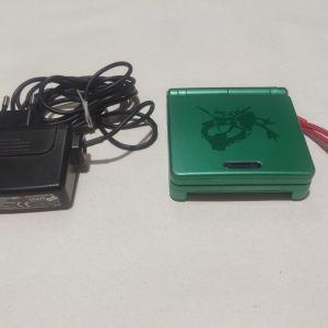 Nintendo Game Boy Advance SP Custom Pokemon Rayquaza System AGS 001 NEW