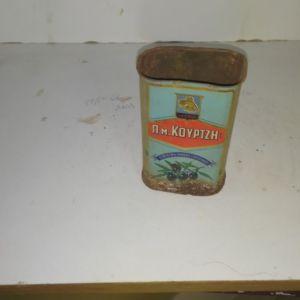 Κουτί από ελιές ΚΟΥΡΤΖΗΣ