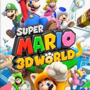 Super Mario 3D World για Wii U