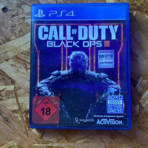 PlayStation call of duty