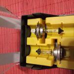 Δεξί αυθεντικό φανάρι για MG ΤF + δώρο σετ λάμπες