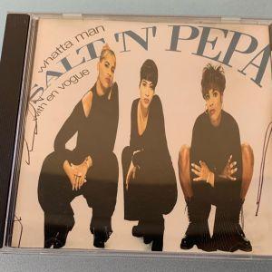 Salt 'n' pepa with En vogue - Whatta man 4-trk cd single