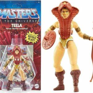 Masters of the Universe MOTU HE-MAN Origins Action Figure 2020 Teela 14 cm