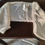 Γουνακι Μπολερο λευκο για γαμο καινουργιο. Λιανικη τιμη 60 ευρω