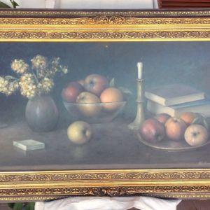 Πίνακας ελαιογραφία Μ.Κουφόπουλου