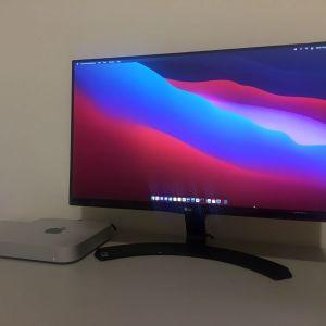 LG Οθόνη 23'' LED Full HD IPS