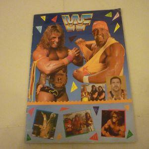 WWF γίγαντες του κατς άλμπουμ Αντωνιάδης