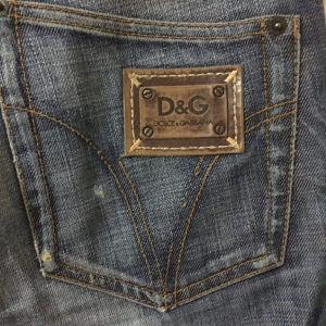 D&G ανδρικό τζιν.