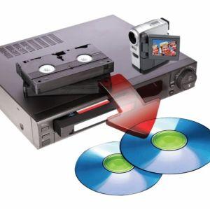 ΜΕΤΑΤΡΟΠΗ ΒΙΝΤΕΟΚΑΣΕΤΑΣ VHS & VHS-C ΣΕ DVD ΚΑΙ ΨΗΦΙΑΚΗ ΜΟΡΦΗ
