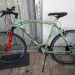 """Πωλείται καινούργιο ποδήλατο, 4ος 2021 , Nakamura Manta , πράσσινο , 28 """", 24 ταχύτητες."""