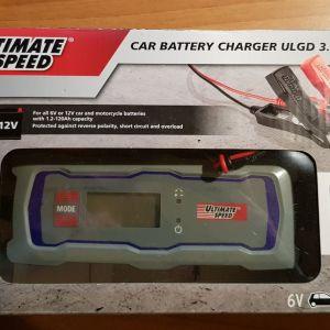 Ultimate Speed ULGD 3.8 A1 car battery charger, φορτιστής μπαταρίας αυτοκινήτου