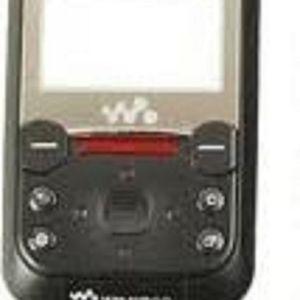 Sony Ericsson W850 Πρόσοψη
