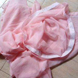 κουρτίνα έτοιμη ροζ φωτεινό