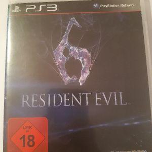 Παιχνίδι PS3 Resident Evil 6