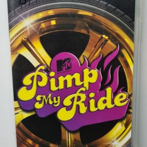PSP PUMP MY RIDE MTV USED