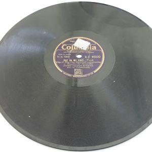 Δίσκος γραμμοφώνου Columbia D.G.6020 (1935)