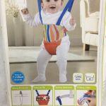Κρεμαστή κούνια μωρού  Lindam