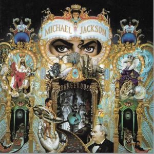 CD / MICHAEL JACKSON / DANGEROUS