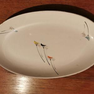 Κεραμεικός πιάτα 16 κομμάτια