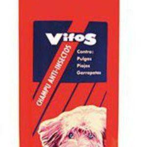 Σαμπουάν σκύλου αντιπαρασιτικό Vifos 750ml
