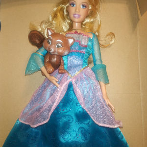 Barbie magic island