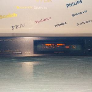 JVC FX-311L computer controlled tuner