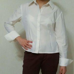 Ασπρο πουκαμισο