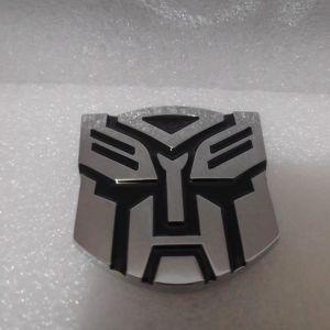Μεταλλικο Αυτοκολλητο 3D Autobots Transformers