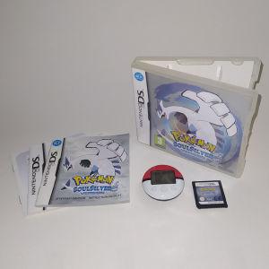 Pokemon Soulsilver DS EU Version Complete With Working Pokewalker
