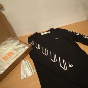 Off White (3D Arrows crew-neck) μπλούζα