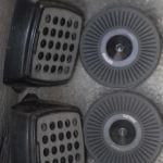 υχεια  αυτοκινητου   sony  philips  ,,, vintage  ROTEL 2X 80W. [49E.]