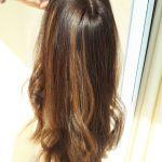 "Topper Lusta Hair 8""x8"""