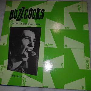 "BUZZCOCKS – ""Live at the Roxy club '77"""