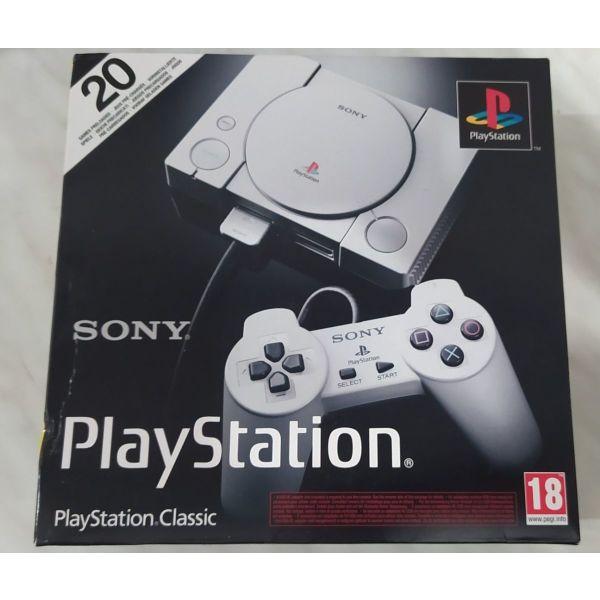 Playstation classic sfragismeno