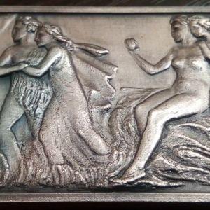 Ελληνική Μυθολογία Οδύσσεια  Silver Bar .999